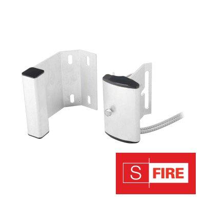 S Fire Sfd 3016c Track Garage Mounted Overhead Door Alarm Contact