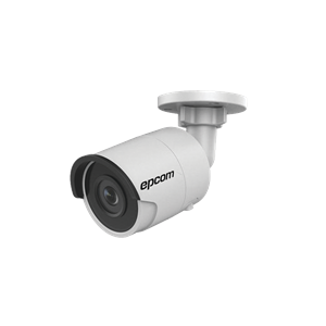 EPCOM XB3MDWX IP Mini Bullet 3 MP Camera